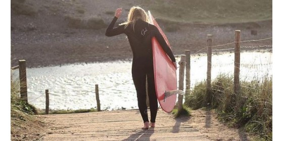 Ladies Full Length Wetsuits