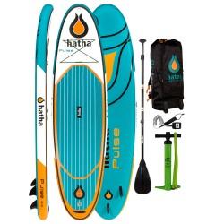 "Hatha Pulse 10'6"" Inflatable Paddle Board (ISUP)"