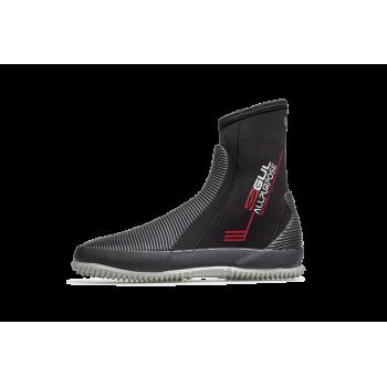Gul All Purpose 5mm Neoprene Zipped Boots - Black