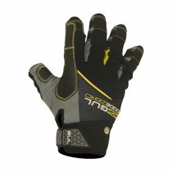 Gul Code Zero 3 Fingered Grip Gloves - Mesh Back
