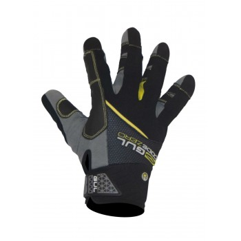 Gul Code Zero Full Fingered Grip Glove - Mesh Back