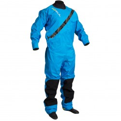 Gul Dartmouth Eclip Front Zip Drysuit -  Blue