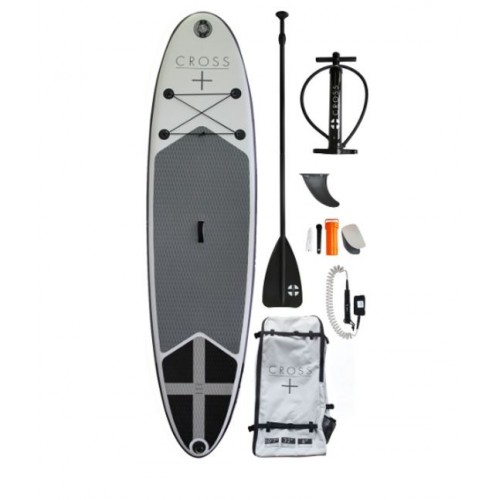 GUL Cross Inflatable SUP Board Package//Beach//Surf//Paddle//Watersports