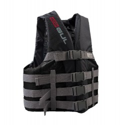 Gul 50N Impact Buoyancy Jacket  - All Black