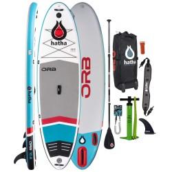 "Hatha Orb 10'6"" Inflatable Paddle Board (ISUP)"