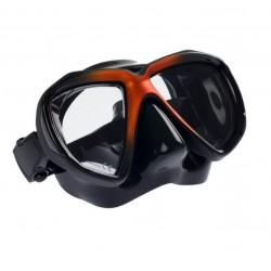 Typhoon EON HD Mask - Black/Orange