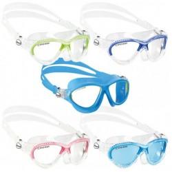 Cressi Mini Cobra Child's Goggles - age 7 - 15 years