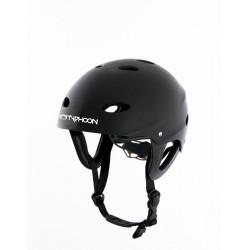 Typhoon Borth Watersports Safety Helmet - Black