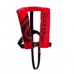 Typhoon Hydro 150N Lifejacket - Red/Black