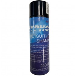 Typhoon Wetsuit/Drysuit Shampoo - clean, disinfect and prolong the life of of your kit