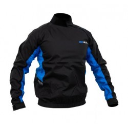 Gul Shore Adult Taped Waterproof Windproof Jacket Black/Blue