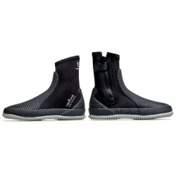 Neptune 5mm Neoprene Multi Purpose Zipped Boots - Black