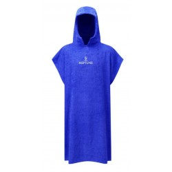 Neptune Hooded Changing Robe  - Blue