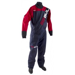 Gul Gamma Drysuit Navy/Red  ADULT