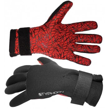 Typhoon 3mm Diving Gloves