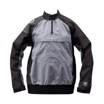 Typhoon Alsec Waterproof Breathable Jacket - Light Grey