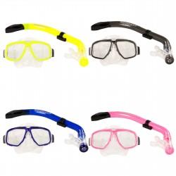 Typhoon ProJunior Ladies Silicone Mask & Snorkel - colour choice