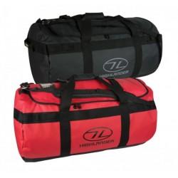 Highlander Lomond Tarpaulin Duffle / Travel Bag - 90L