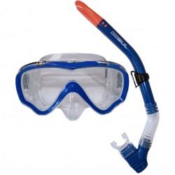 Gul Tarpon Silicone Childs Mask & Snorkel Set