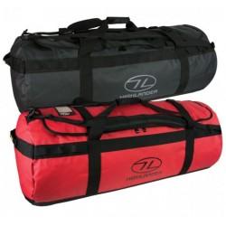 Highlander Lomond Tarpaulin Duffle / Travel Bag - 120L