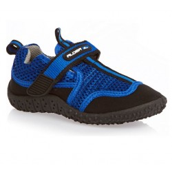 Alder Coral Soul Aqua Shoes - CHILDS ROYAL BLUE