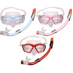 Aqua Lung Sport Mask & Seabreeze 11 Snorkel