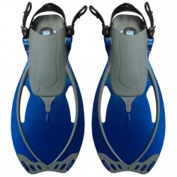 Body Glove Child's Expanse Fins - Blue