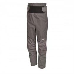 Yak Chinook Waterproof Dry Trousers - Grey