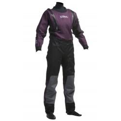 Gul Code Zero Ladies U-Zip Stretch Drysuit