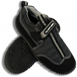 Alder Coral Soul Aqua Shoes - CHILDS BLACK / GREY
