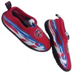 TWF Disney Cars Childs Aqua Shoes