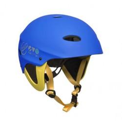Gul Evo 1 Watersports Safety Helmet - Blue/Yellow