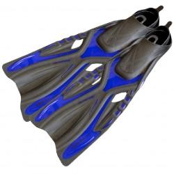 Typhoon 'Glide' Full Foot Fin - Blue