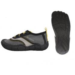 Gul Childs & Adults GForce 'Feet' Aqua Shoes Black/Yellow