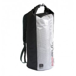 Gul 50 Litre Waterproof Dry Bag with back pack straps