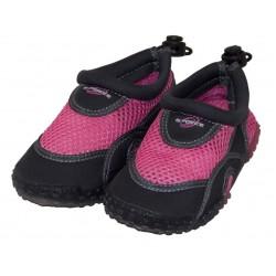 Gul Childs GForce Reef Gripper Aqua Shoes - PINK