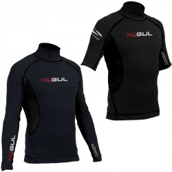 Gul Childs Evotherm Thermal Base Layer/Top  Red & Silver Logo