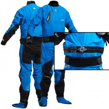 Gul Napa Extreme  Drysuit with relief zip