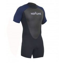 Gul Mens Neptune 3mm Shortie Wetsuit NAVY