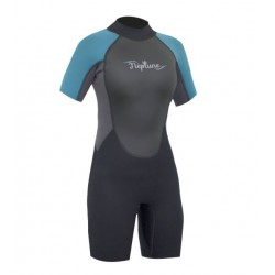 Gul Ladies Neptune 3mm Shortie Wetsuit  - Teal