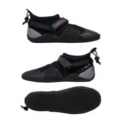 Gul 3mm Neoprene Strapped Blindstitched Power Shoe- Black/Grey