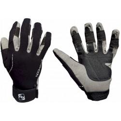 Typhoon Race 1 Neoprene Amara Sailing Gloves - Charcoal