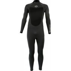 Alder Adult Reflex Back Zip 5/4/3 mm Full Winter Wetsuit