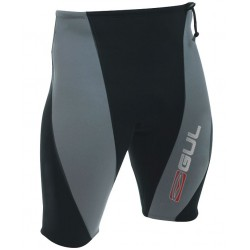 Gul Response 2mm D-Flex Neoprene Shorts - smoke grey
