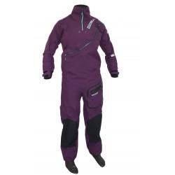 Gul Shadow Ladies Halo Zip Drysuit