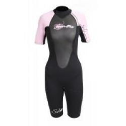 Sola Ladies Energy 3/2mm Shortie Wetsuit