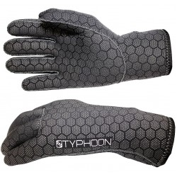 Typhoon 5mm Stretch V Superstretch Neoprene Gloves