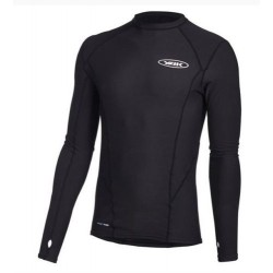 Yak Target Thermal Top Base Layer BLACK