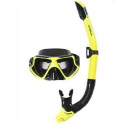 Gul Tarpon Silicone Adult Mask & Snorkel Set