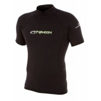 Typhoon Therma Fleece Rash Vest Short Sleeve